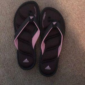 01797c732b7e Women s Adidas Fit Foam Sandals on Poshmark